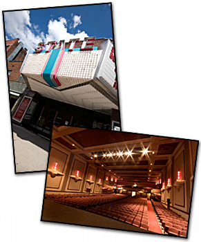 Sign up to receive our State Theatre newsletters.